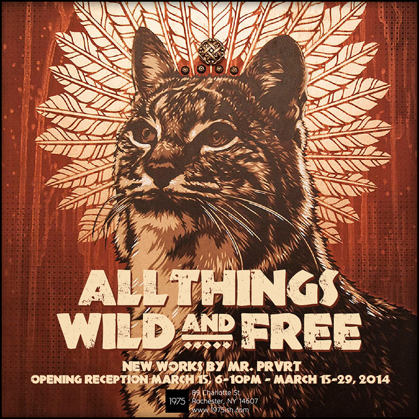 ALL THINGS WILD AND FREE